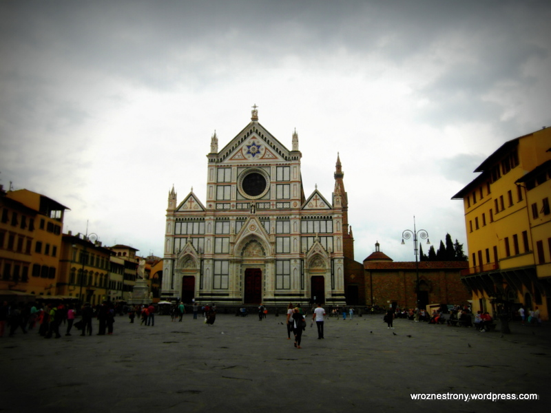 Kościół Santa Croce we Florencji
