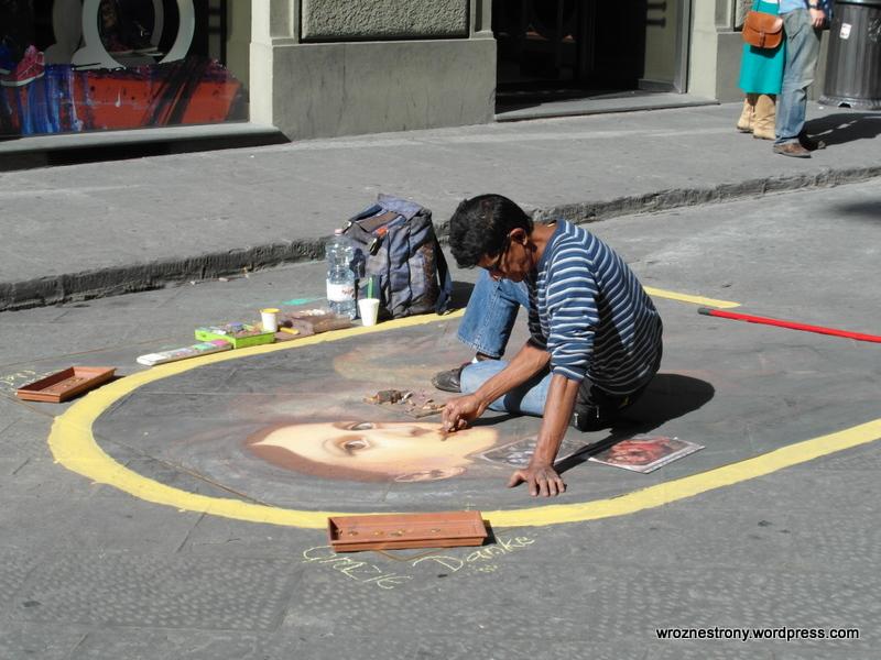 Na ulicy Florencji