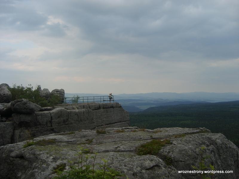 Góry Stołowe 2011r.