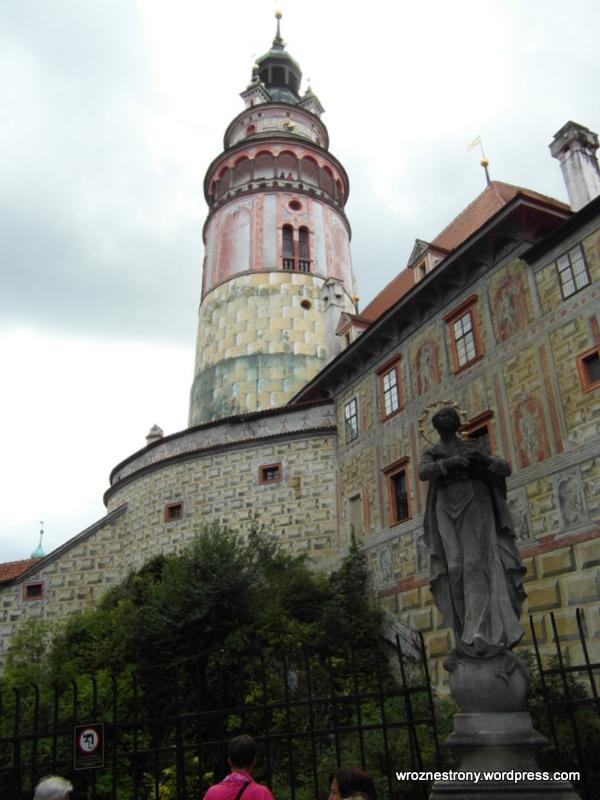 Wieża, z której można podziwiać widoki