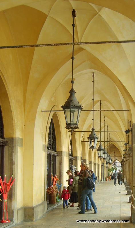 Kraków, Sukiennice, 2007