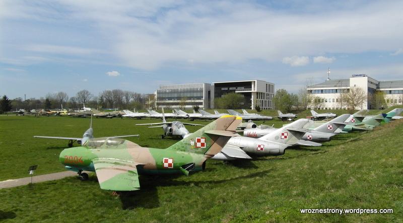 Kraków, Muzeum Lotnictwa Polskiego, 2015