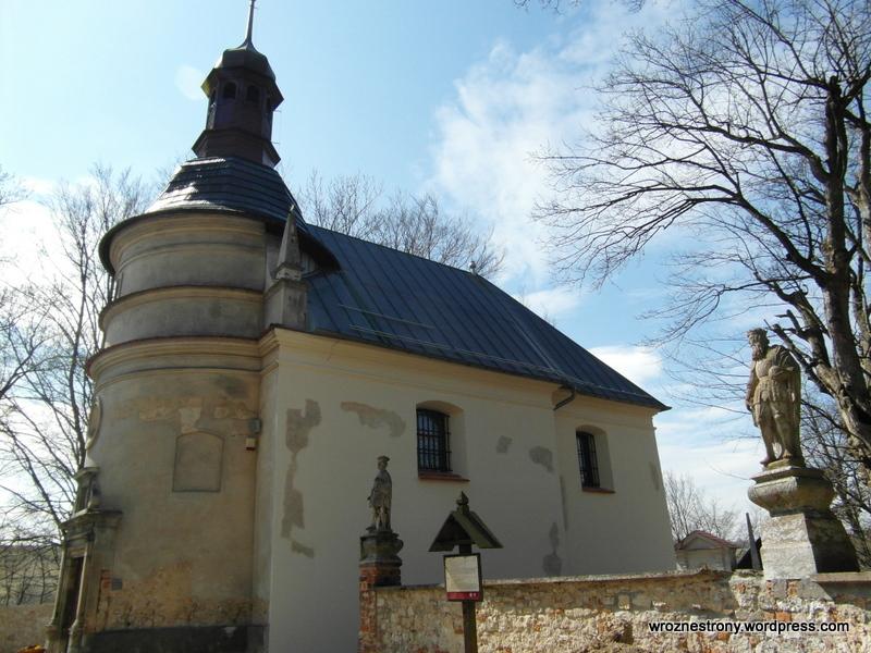 kościół i pustelnia błogosławionej Salomei