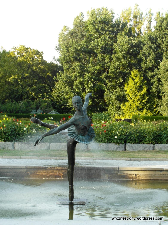 Baletnica-fontanna