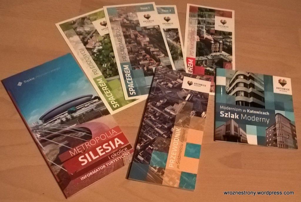 Materiały z Centrum Informacji Turystycznej