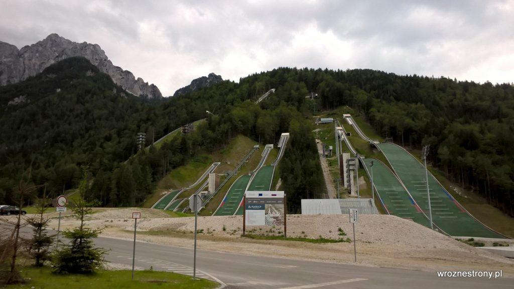 Skocznie narciarskie w Planicy