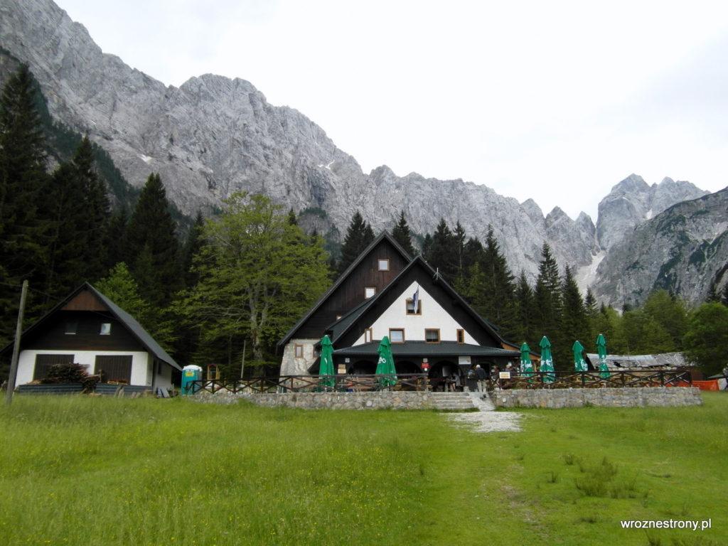 Schronisko Tamar (Planinsky Dom v Tamarju), Alpy Julijskie