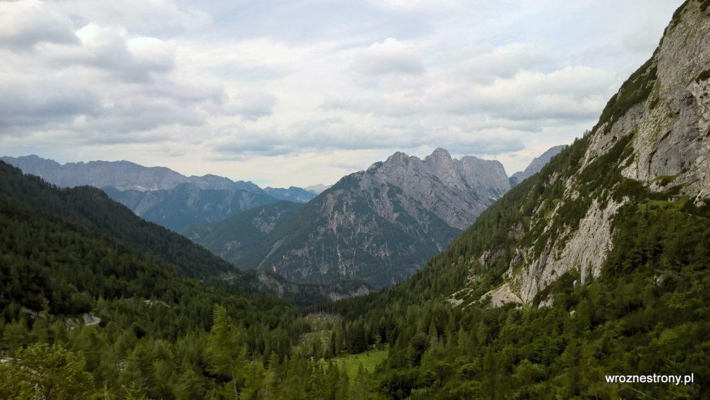 Przełęcz Vršič