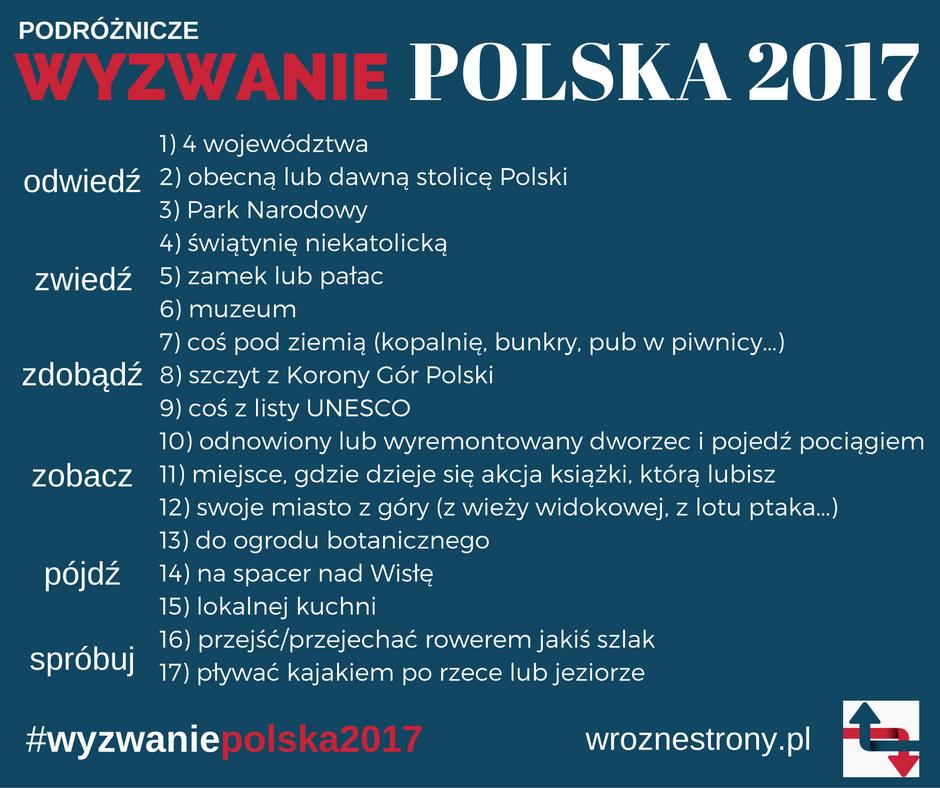 #wyzwaniepolska2017