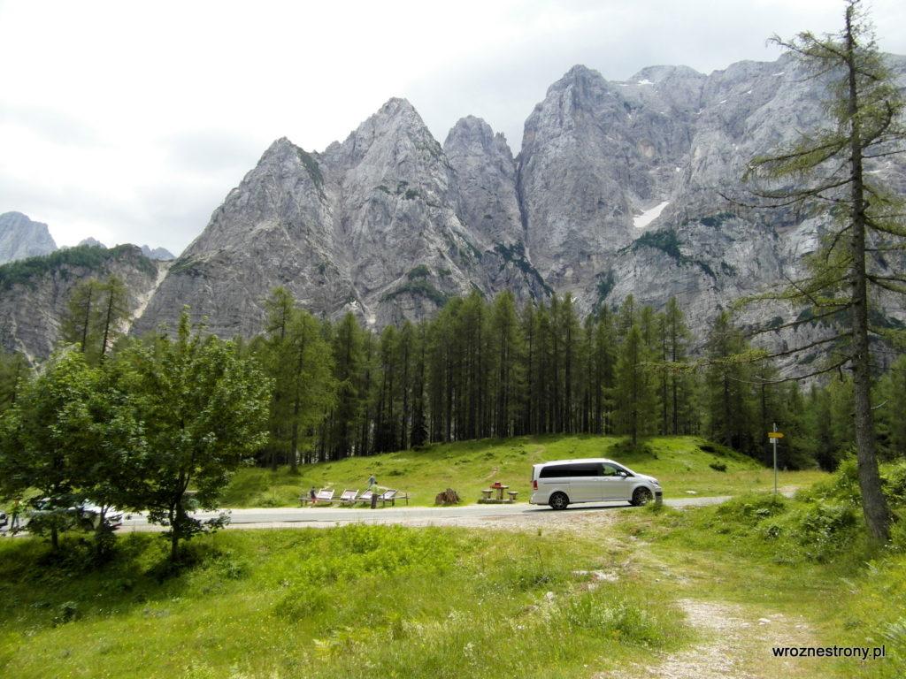 Alpejska polana