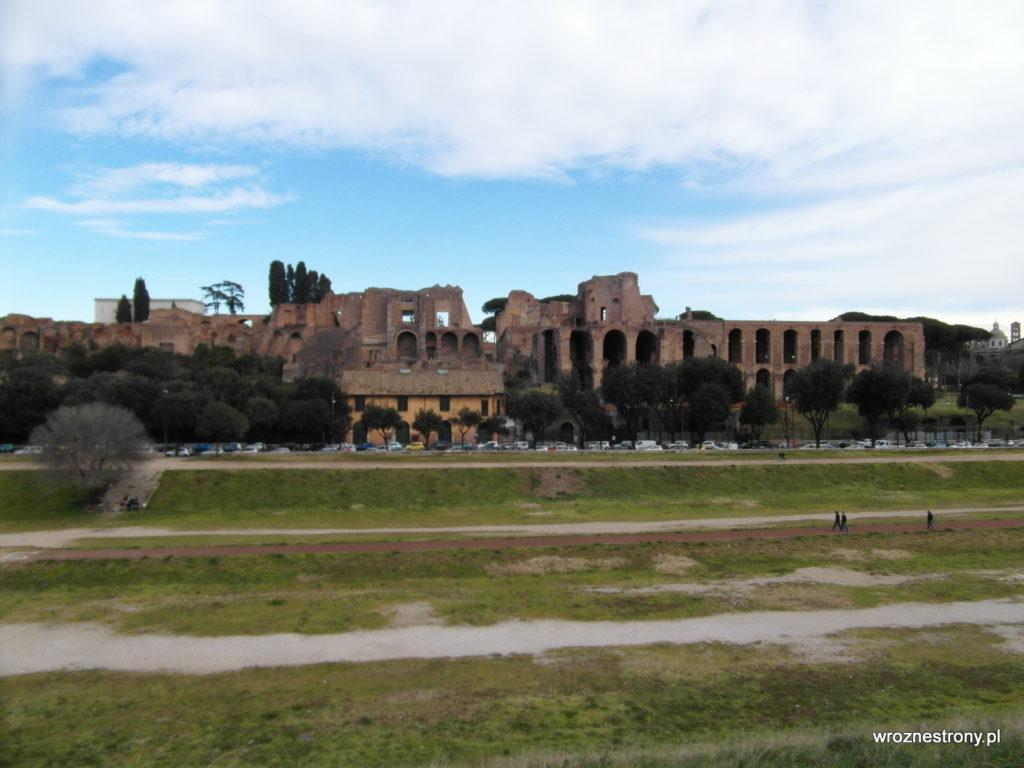 Circus Maximus i Palatyn
