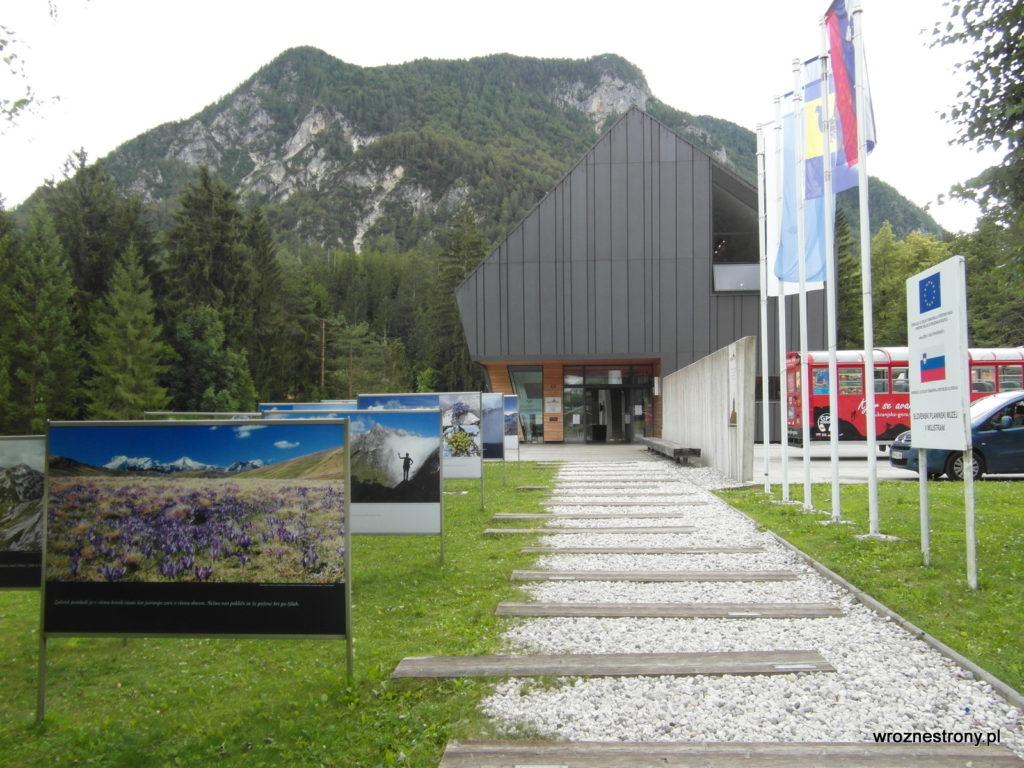 Słoweńskie Muzeum Górskie (Slovenski planinski muzej) w Mojstranie