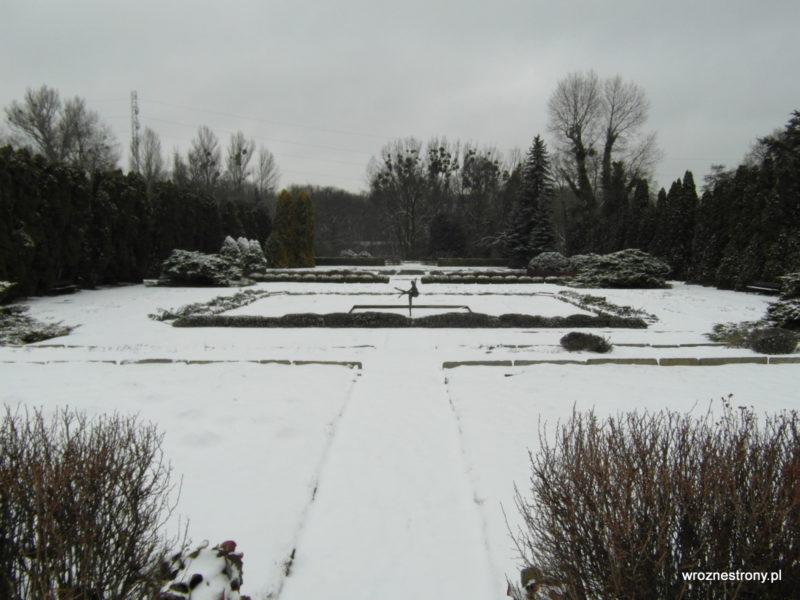 Zimowe spacery po Poznaniu teraz można odbywać również po Ogrodzie Botanicznym