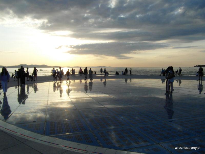 Zadar, Pozdrowienie dla Słońca