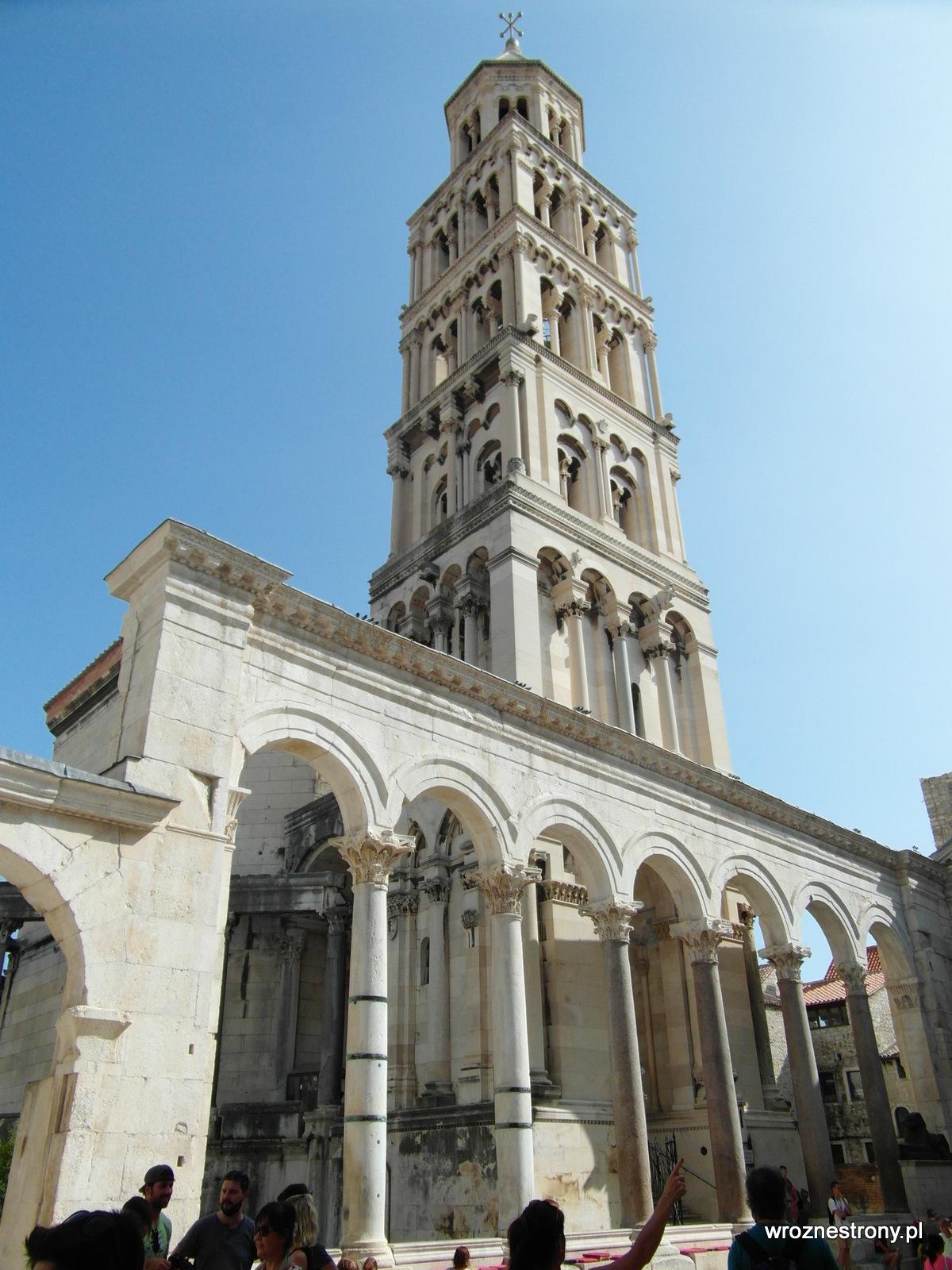 Wieża katedry