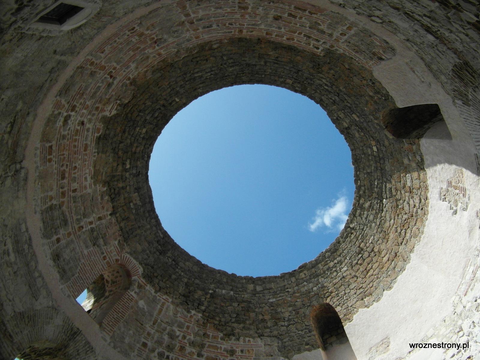 Pałac Dioklecjana - Westybul.