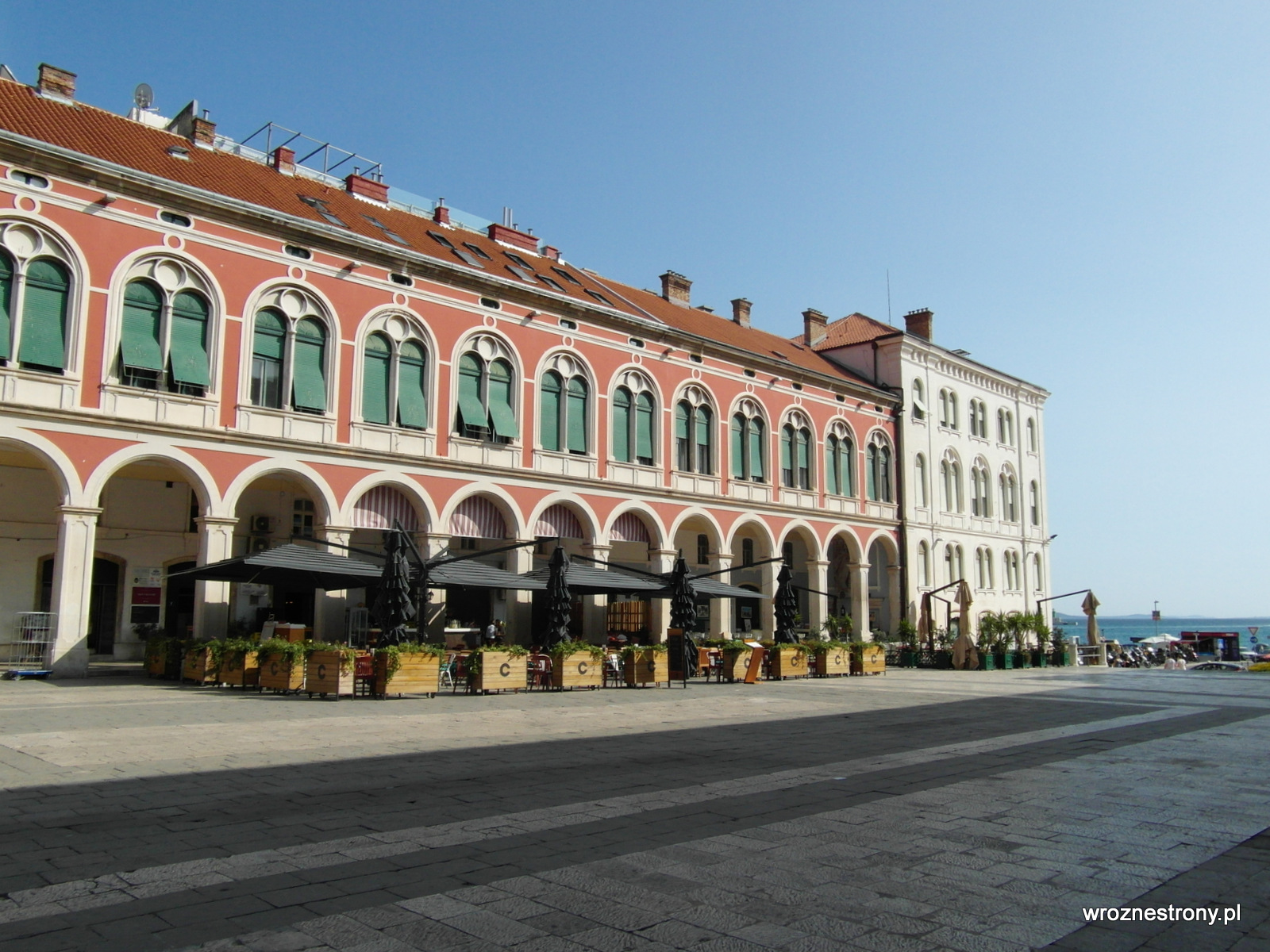 Split, Trg Republike