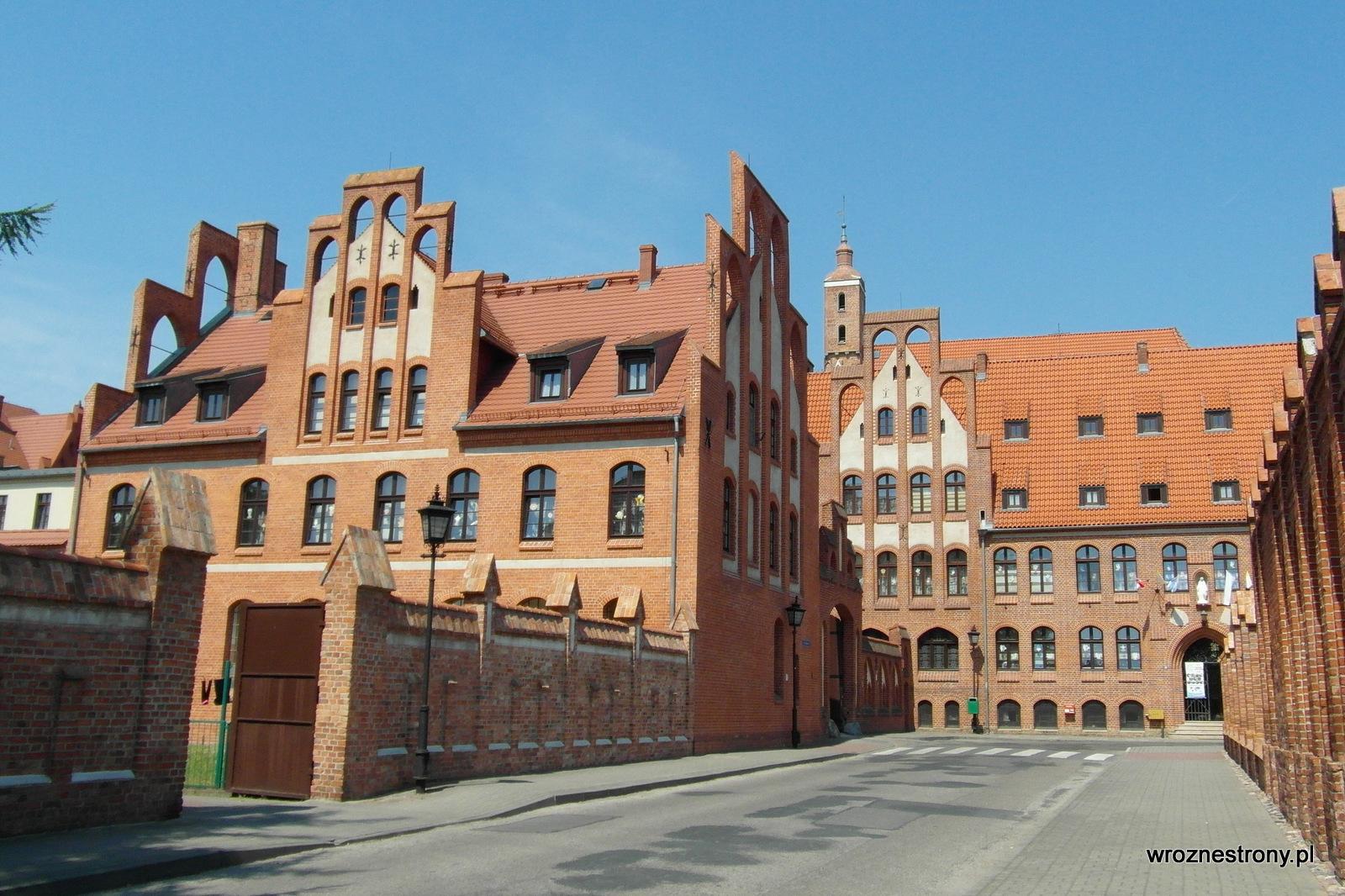 Budynki klasztorne