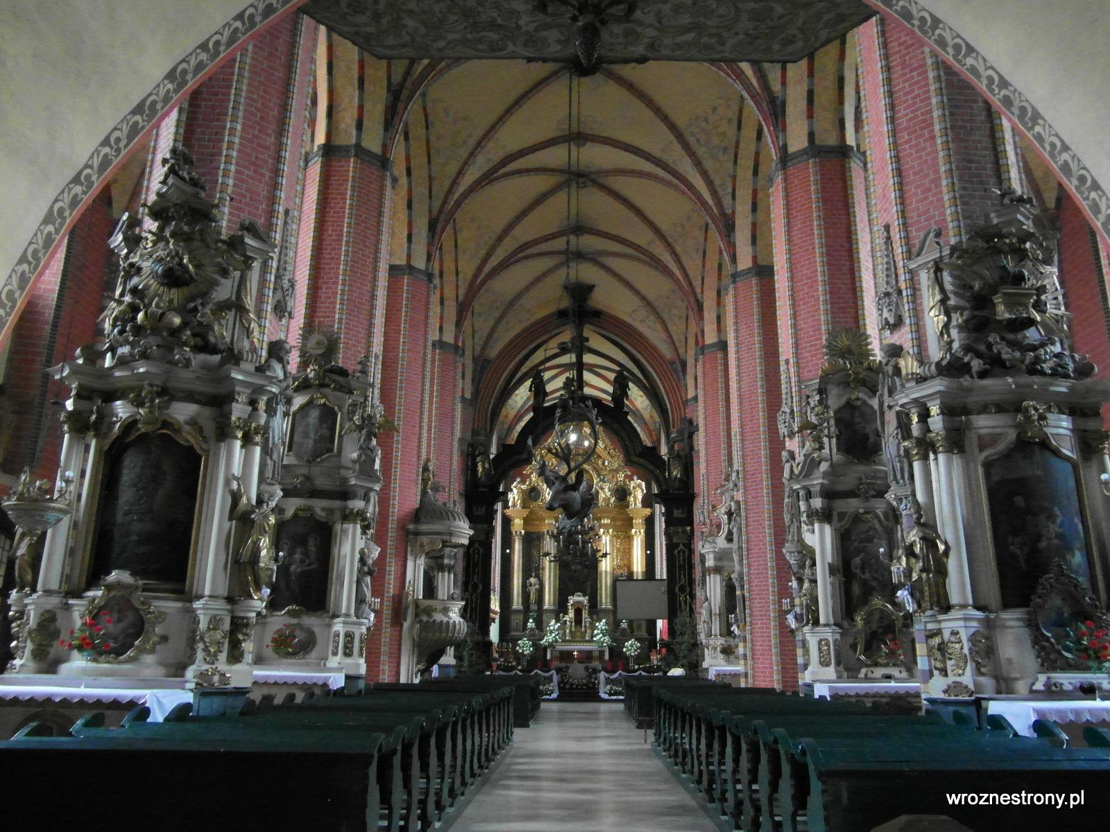 kościół Wniebowzięcia Najświętszej Maryi Panny,