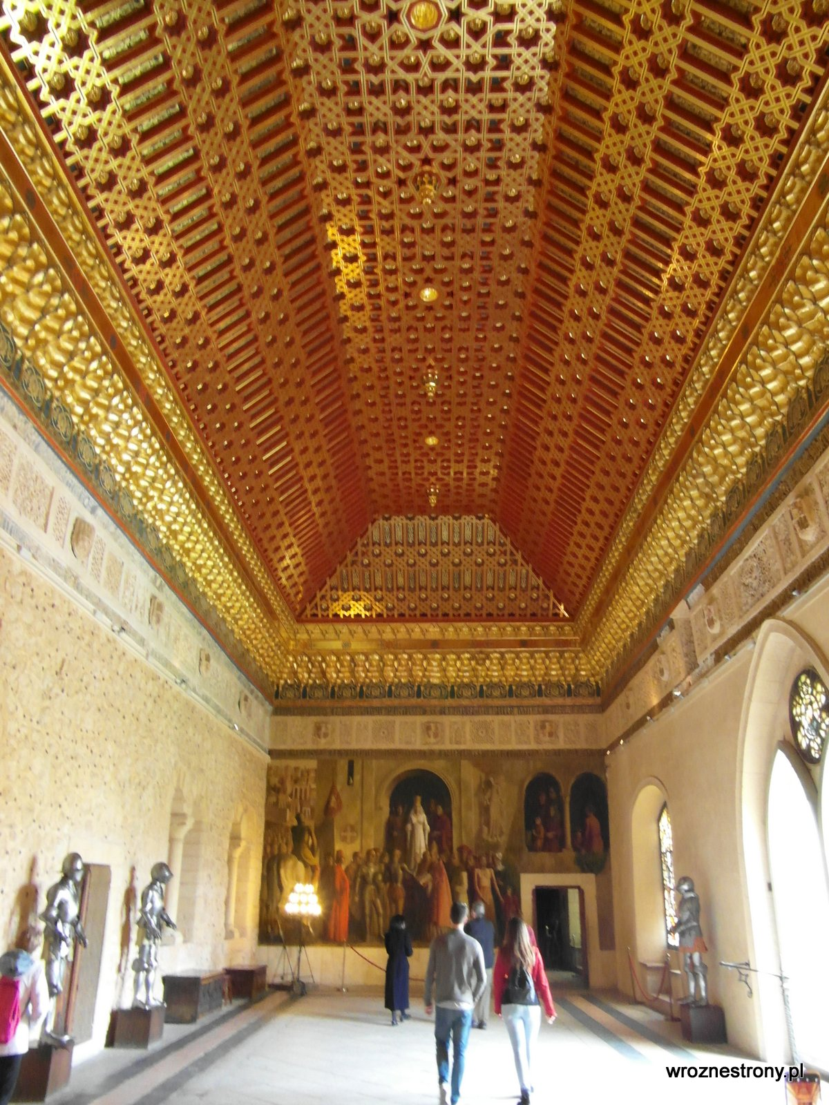 Zamek w Segowii