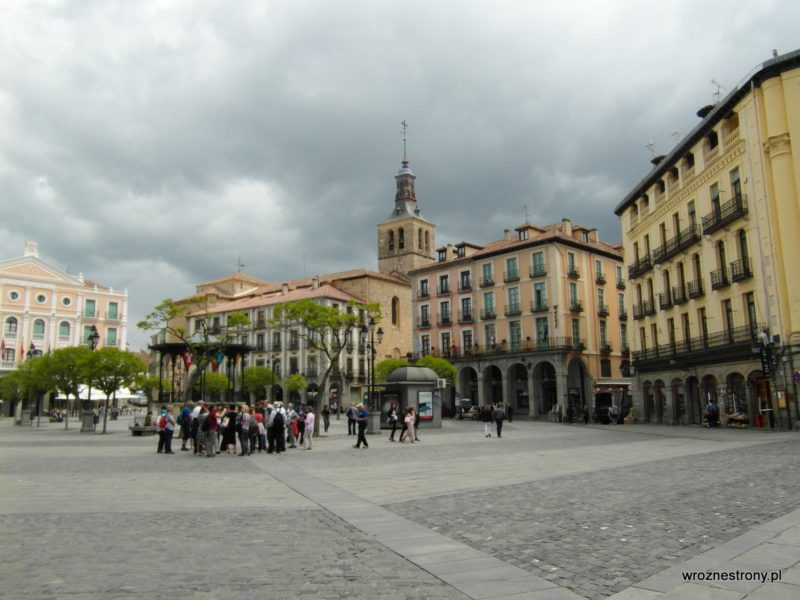 Plaza Major, Segowia