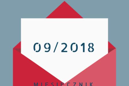 miesięcznik wrzesień 2018