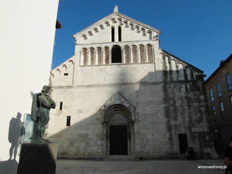 Zadar, Kościół św. Chryzogona