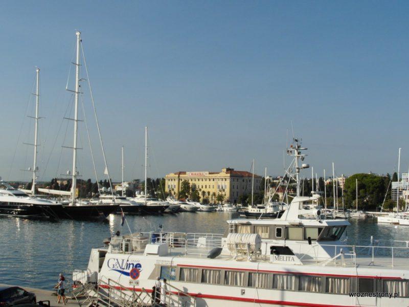 Port w Zadarze