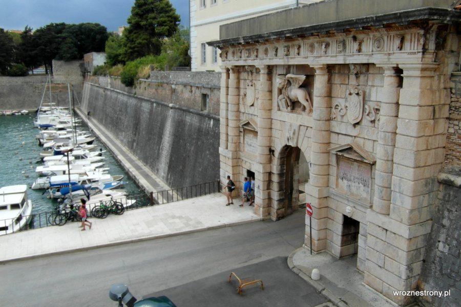 Brama Lądowa w Zadarze