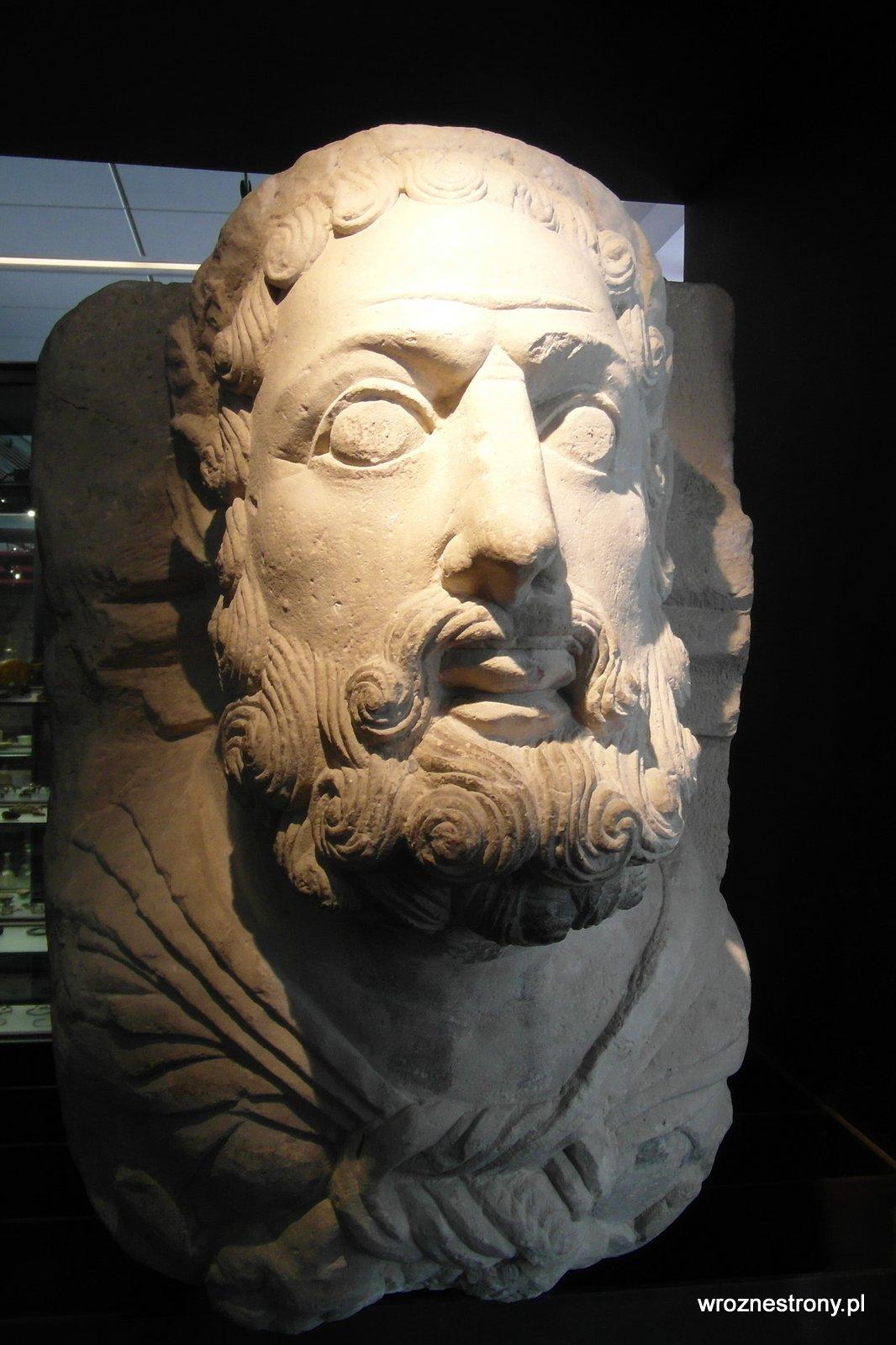 Eksponaty w Muzeum Archeologicznym w Zadarze