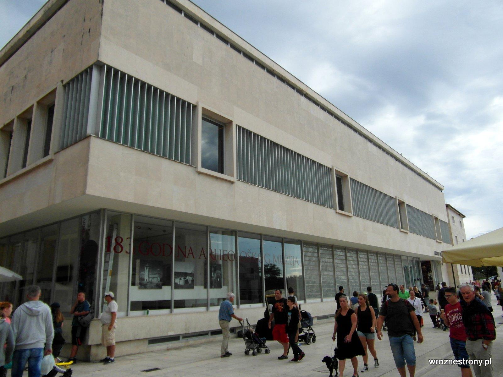 Muzeum Archeologiczne w Zadarze