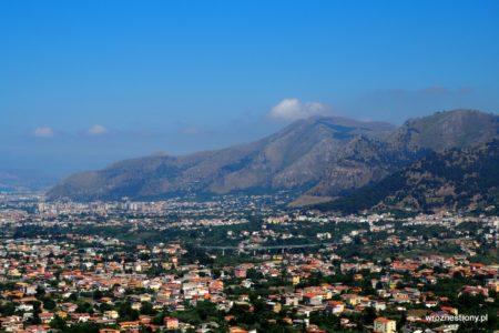 Wzgórza wokół Monreale