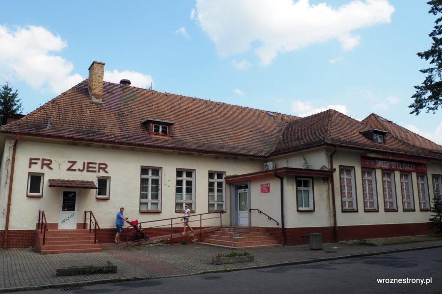 Dawna kantyna oficerska, Borne Sulinowo