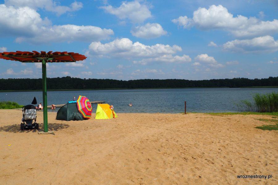 Plaża Słoneczna, Borne Sulinowo