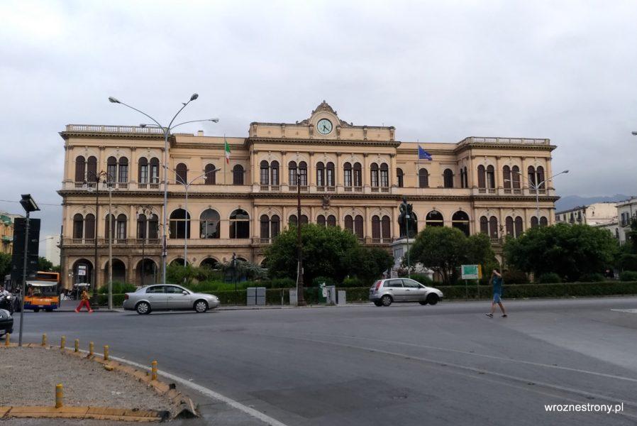 Dworzec w Palermo