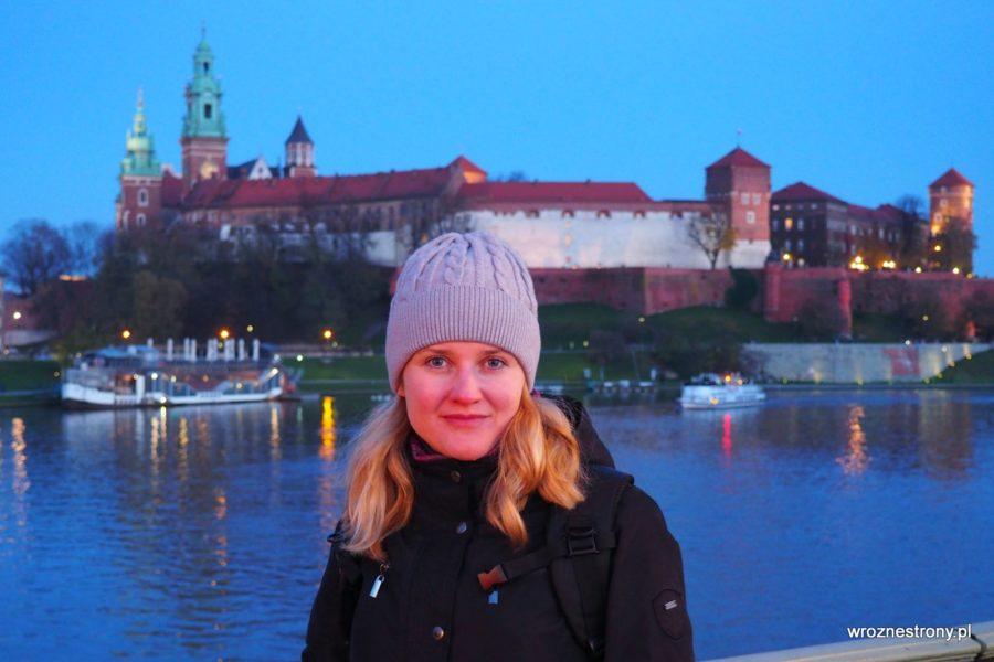 Kraków w listopadzie
