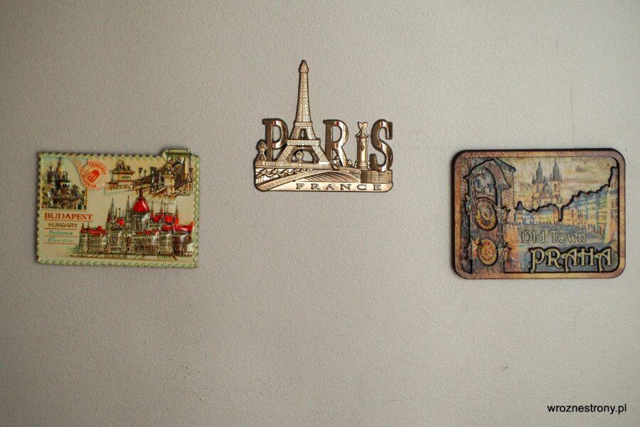 Magnesy z Budapesztu, Paryża i Pragi
